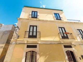 Appartamento piano terra in Ortigia