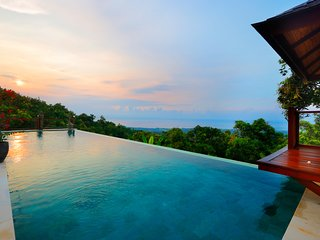 Fantastic villa with an amazing panoramic view