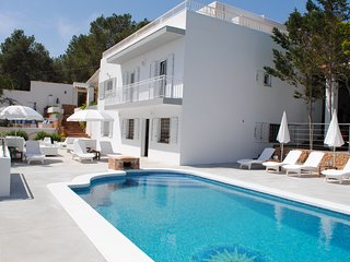 Catalunya Casas: Villa Rafael for 12 guests, 5 min to Ibiza Town and 10 min to t