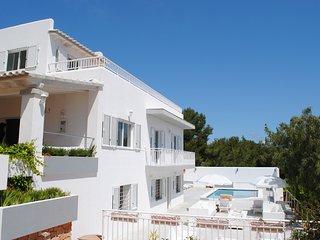 Catalunya Casas: Villa Rafael for 12 guests, 5 min to Ibiza Town and 10 min to t