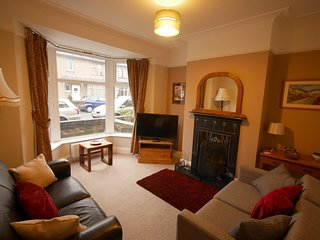 Belle Vue Holiday Cottage Skipton,Yorkshire Dales. New 4* modern home from home.