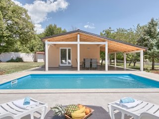Noelene - Cozy house with Private Pool, BBQ, HIGH level of Privacy, quiet area, casa vacanza a Valtura