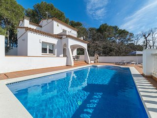 Villa with private pool for holiday rental in l´Escala