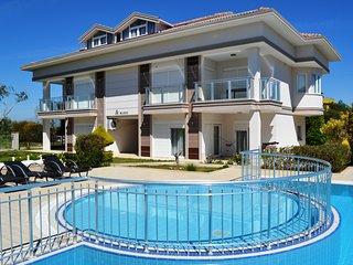 Belek golf garden  4 bedrooms dublex apartment