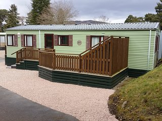 THE ARRAN 2  BEDROOM CARAVAN PLOT 20