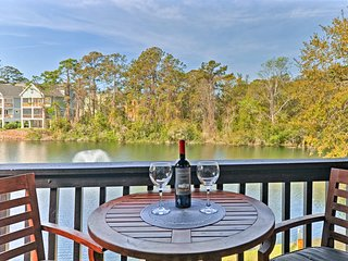 NEW Hilton Head Condo w/ Views & Pool Near Beach!