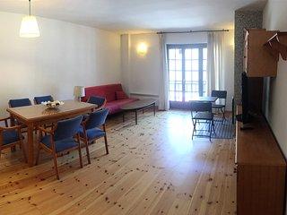 Rustico apartamento en Llavorsi