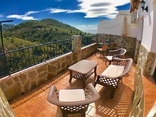 Apartamento con vistas a la montaña, wifi,
