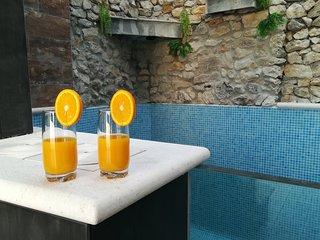 NEW!!Villa Punta, private pool,close to the beach