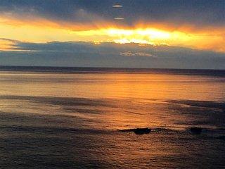 Exquisite Oceanfront Getaway
