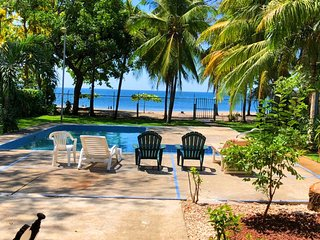 Beach front house, Playa Hermosa, Guanacaste