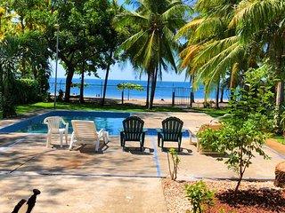 Beach front house, Playa Hermosa, Guanacaste
