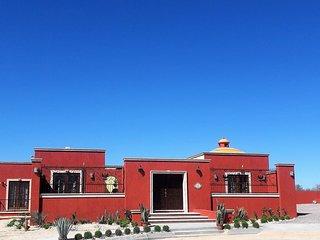 Elegant New Hacienda Style Home