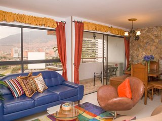 ✦ ★ ☆Deluxe 3 Bed PENTHOUSE Views Luxury AC Balcony Conquistadores☆ ★ ✦