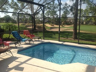 Southern Dunes Golf and Country Club 4 Bedroom 3 Bathroom luxury Pool Home