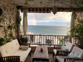 PARAIS BEACH III - 3 bedroom apartment with sea vi