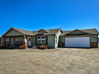 'The Fishing House' Buena Vista Home w/ Mtn. Views