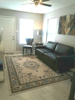 2nd Living Room has Flat Screen TV or great to relax