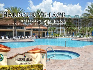 Oct Specials! Harbour Village Condo - River View - 2BR/2BA #2304