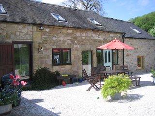 SheepWash Cottage - Luxury Holiday Rental in Carsington, Peak District sleeps 6
