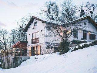 2 bedroom Villa in Gornji Koncovčak, Međimurska Županija, Croatia : ref 5606230
