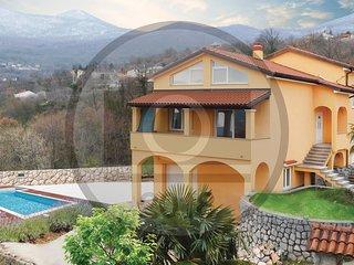 5 bedroom Villa in Marčići, Primorsko-Goranska Županija, Croatia : ref 5606255