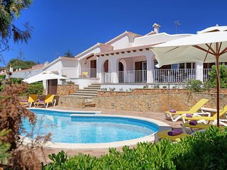 4 bedroom Villa in Punta Prima, Balearic Islands, Spain : ref 5334334
