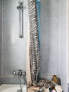 The Bathroom - Time to Freshen Up.