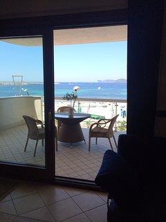 Appartamento di lusso sul mare