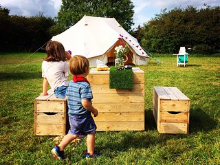 Canvas and Stars Luxury Boutique Glamping Villages