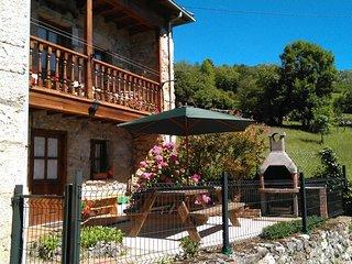 Casa de aldea 'El Sebargu' en Picos de Europa, cerca de Cangas de onis