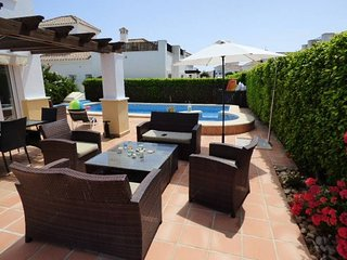 Villa Cazon - A Murcia Holiday Rentals Property