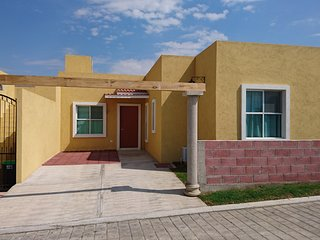 Vulkanhaus Puebla Mexico II 2 Bedroom 2 single Beds 1 King Size Bed