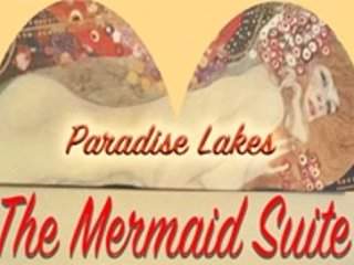 The Mermaid Suite at Paradise Lakes!