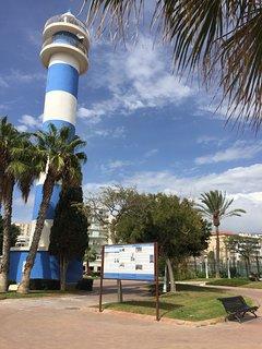 Fyren i Torre del Mar