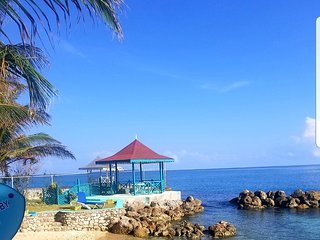 Newly Renovated Ocean View Apartment Ocho Rios Jamaica