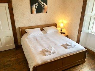 Master bedroom super king size