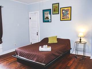 Cajun Hostel Studio Downtown