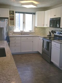 Wonderfully REMODELED KITCHEN WITH NEW APPLIANCES and Granite Counters
