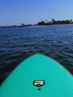 Have you tried Stand Up Paddleboarding in the bay?