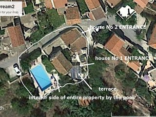 Douliana dream, 2 annexed houses, ideal 2 families