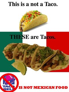 We take our tacos very seriously down here