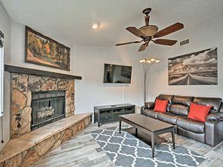 NEW! Sedona Townhome near Red Rock State Park!