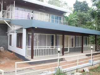 Munnar Hills View Cottage
