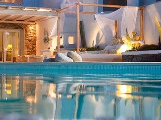 Mykonos Luxury villa with SeaView & infinity pool