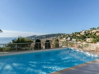2 bedroom Villa in Villefranche-sur-Mer, Provence-Alpes-Cote d'Azur, France : re