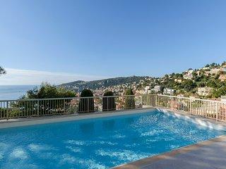 2 bedroom Villa in Villefranche-sur-Mer, Provence-Alpes-Côte d'Azur, France : re