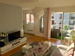 Appartement cosy, très bien situé