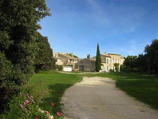 Very peaceful environment in Grignan