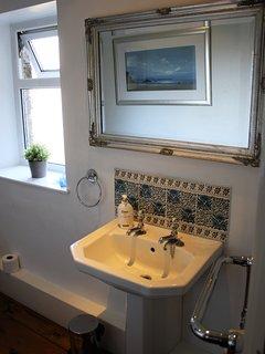 Victorian style family bathroom